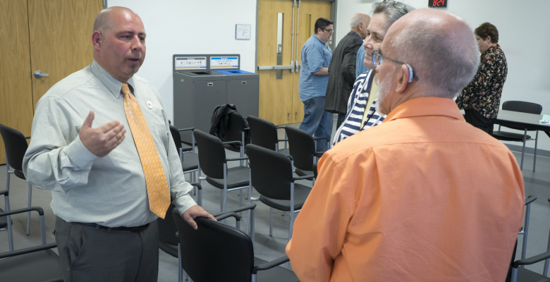 Jerome Adamo – The NDP is Looking Out for Seniors