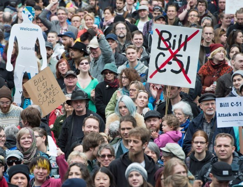 Reasons Not to Like Bill C-51